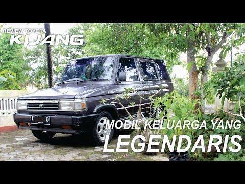 Review Toyota Kijang Grand Extra 1.5 SGX 1994 dan Test Drive - CarVlog Indonesia - CarVlog#12