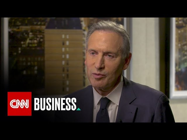 Howard Schultz: From Starbucks CEO to potential 2020 bid
