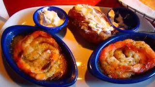 Уколоться и Забыться или Как НЕДОРОГО поесть в Red Lobster FloridaYalta 17.07.2015