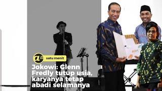 Sosok Glenn Fredly di mata Jokowi hingga Sri Mulyani