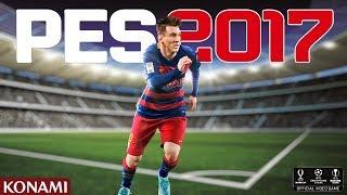 PES 2017 Gameplay PC