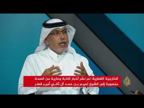 تصريحات الكاتب والإعلامي القطري جابر الحرمي  - نشر قبل 7 ساعة