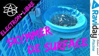Skimmer De Surface Intex Youtube