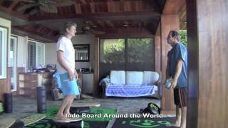 Indo Board with Darrick Doerner, Part 4