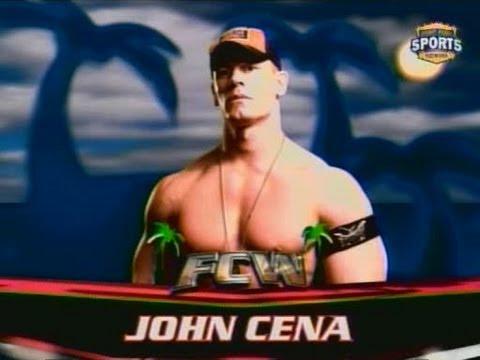 John Cena at FCW - 10/5/2008