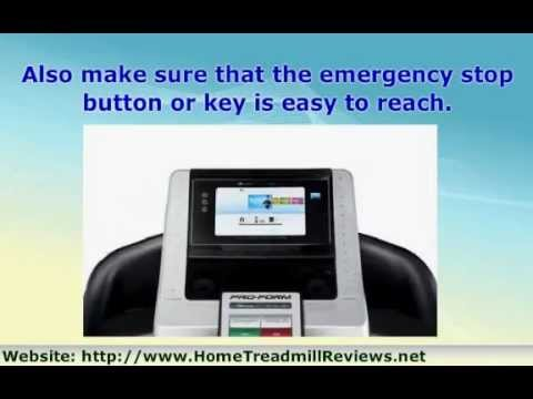 Treadmill Buying Guide Video 7 Key Features You Need To Look At When Buying A Treadmill