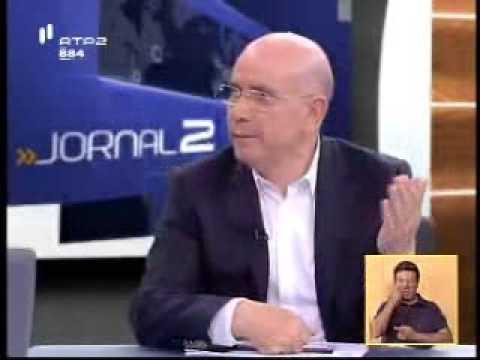 Entrevista a Duarte Lima - RTP2