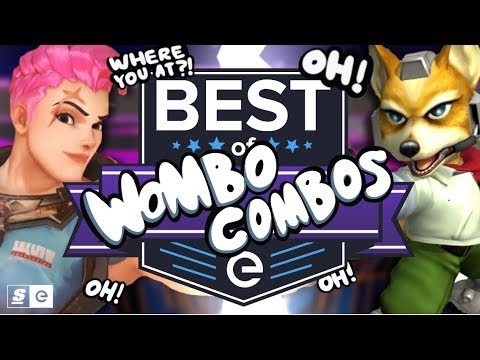 Best of Wombo Combos (Dota, League of Legends, Overwatch and Smash Bros.) thumbnail