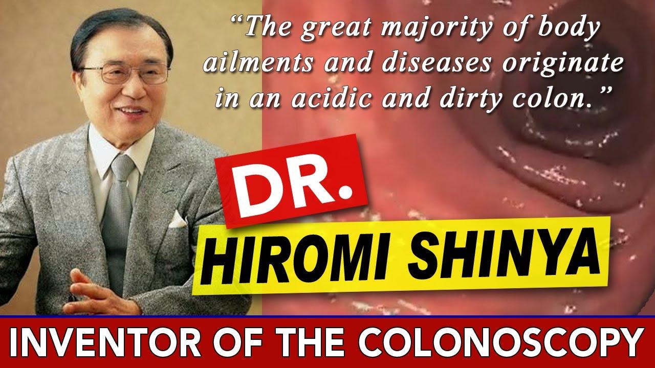 Doktor Hiromi Shinya Diät