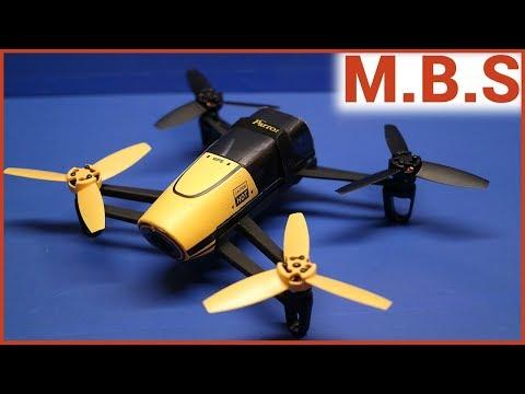 Parrot Bebop Drone Мой первый #КВАДРАКОПТЕР #ДРОН