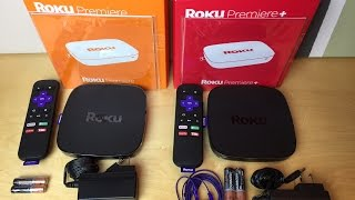 Roku Premiere and Premiere+ Review