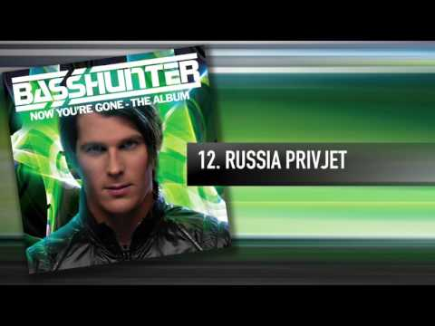12 Basshunter  Russia Privjet