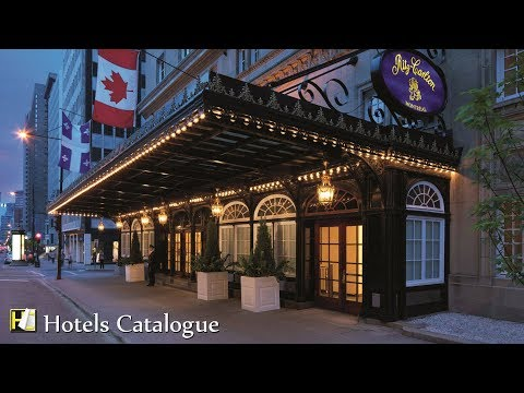 The Ritz-Carlton, Montreal - Hotel Overview