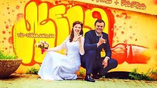 Красивое и трогательное свадебное видео