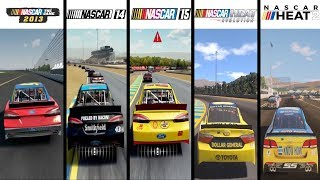 NASCAR The Game 2013 vs NASCAR