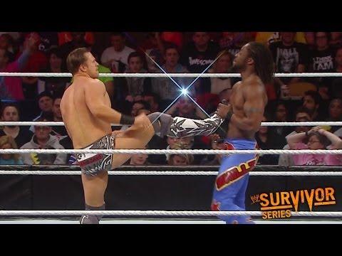 Kofi Kingston vs. The Miz: Survivor Series 2013 Kickoff