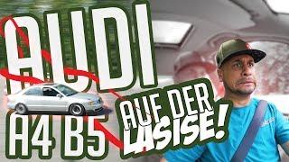 JP Performance - Unser Audi A4 B5 auf der LaSiSe! | 5 Zylinder Turbo