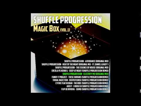 Shuffle Progression - Magic Box (vol. 1)