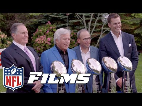 Katie Nolan Gives an Inside Look Into the Patriots Super Bowl 51 Ring Ceremony | NFL Films Presents