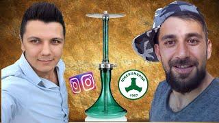 Gambar cover Kahveci Nargile Takımı VS Babil Masa üstü Nargile Takımı Şerbetli Tütünü İcebonbon #nargile #shisha
