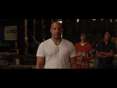 Awesome Finish Ever -Fast and Furious 5 Fast Five poster
