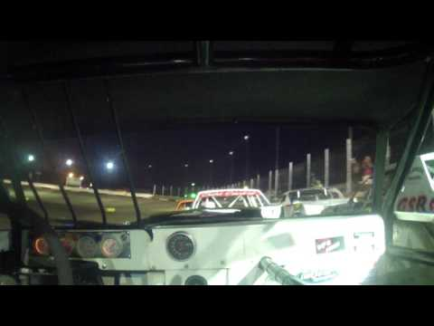 5.27.17 ---Peoria Speedway-----street stock Feature