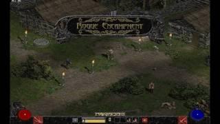 Diablo 2 LOD - Snej - Part.1/2 [Gameplay PC]
