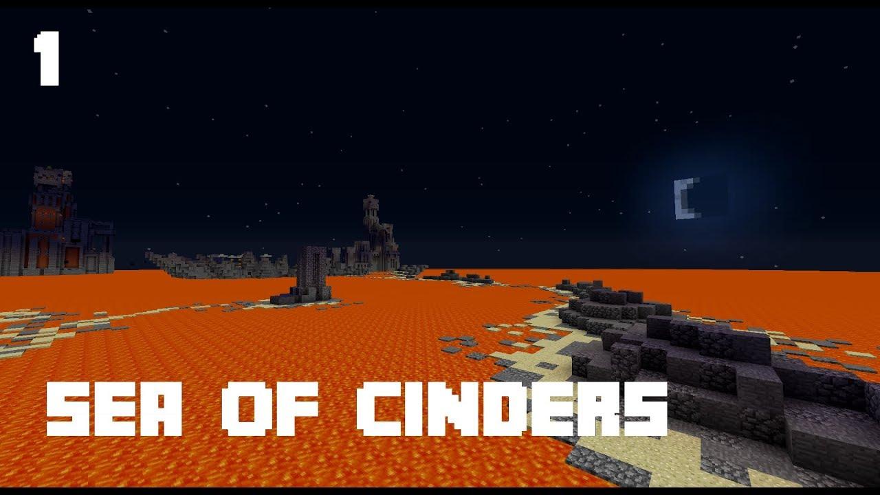 sea of cinders