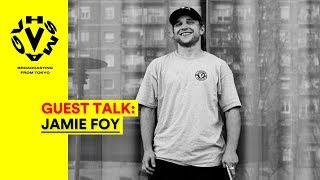 ジェイミー・フォイ / JAMIE FOY - GUEST TALK [VHSMAG]
