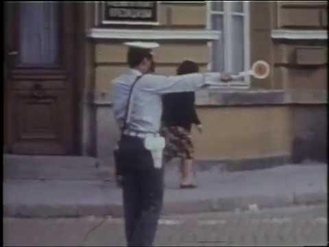 Secret Filming | Communist Bulgaria | Sofia | TV Eye | 1981