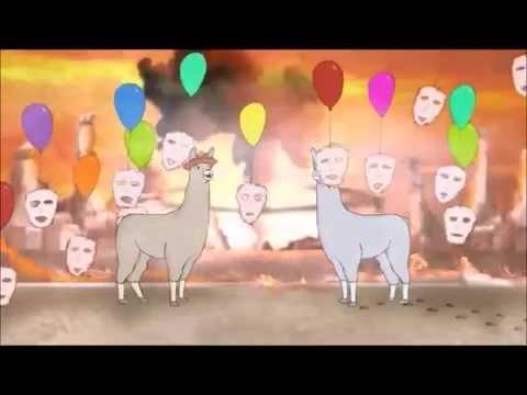 Llamas With Hats: Every Caaarrrrll