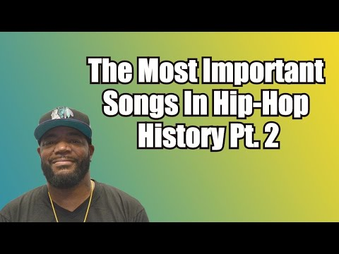 Ed Lover's Cmon Son Podcast: The Most Important Songs In Hip-Hop History Pt. 2