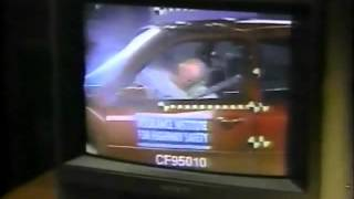 18. Dateline 1993, 1994, 1995, 1996 IIHS Small Cars Offset Crash Test.flv