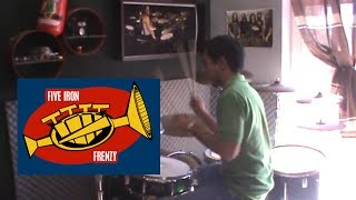 Five Iron Frenzy - It was a dark and stormy night #DrumCover