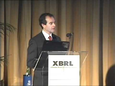 20th XBRL International Conference - Rome -Olivier Boutellis-Taft
