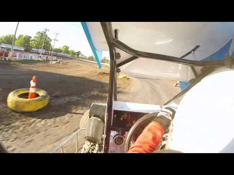 2nd Night of Spring Fling 2020 Started: 1st (pole) Finished: 5th out of 8. - dirt track racing video image