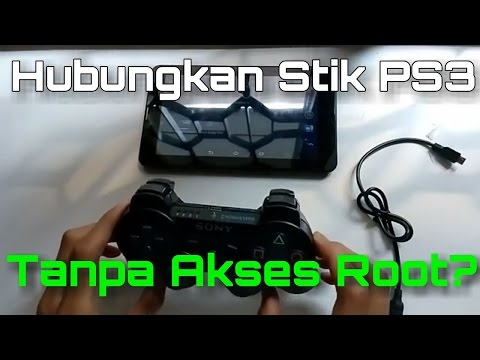 how to connect ps3 eye to android