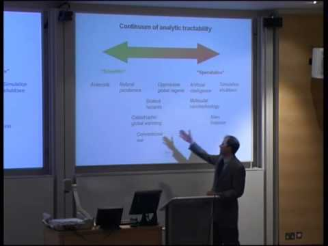 Nick Bostrom - Introduction to the Global Catastrophes Risk Conference 2008