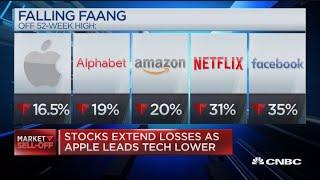 Expert: Sell-off in FANG pulling down the rest of Nasdaq stocks too
