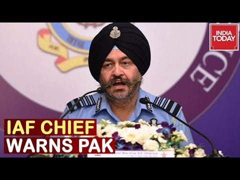 """Always Alert At Border"" After Army Chief, IAF Chief Warns Pakistan"
