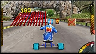 Drift Trike - Game Walkthrough (all 1-5 races)