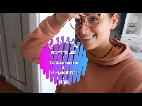 vlog-famille-nombreuse-du-14-15oct-2020-projets-travaux&nouvelle-recette&-changement-de-plan&-vernis