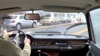 1965 Alfa Romeo 2600 Sprint - 6 Minute Drive