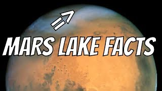 Important Facts of 2018 Mars Lake Discovery: This is a BIG DEAL!