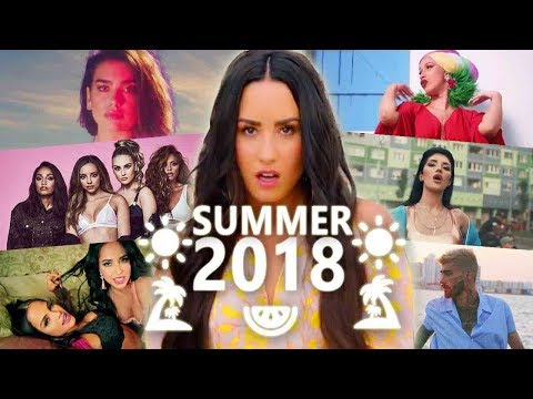 Summer Songs of 2018