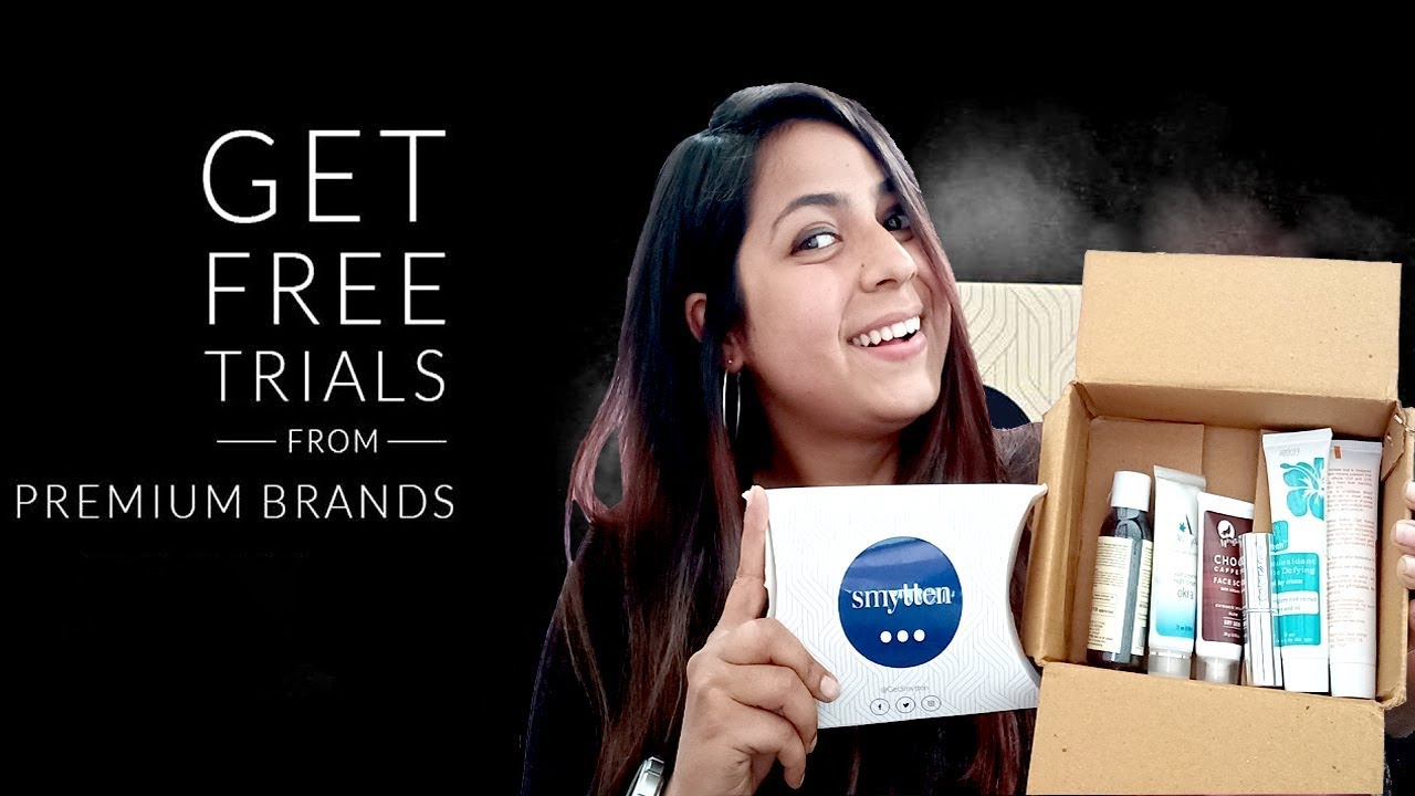 GET FREE SAMPLE PRODUCTS IN INDIA (2019) / 100% FREE BEAUTY PRODUCTS