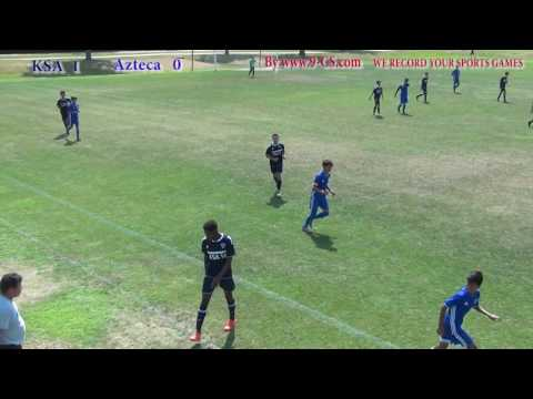 Sports filming services - KSA vs Azteca May 21 2017 game