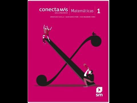 Matematicas de Secu conecta mas pag 28, 29, 30 y 31