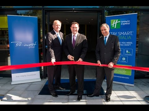 Pro-invest Opening Ceremony Holiday Inn Express Sydney Macquarie Park