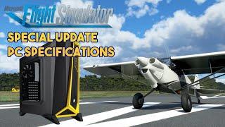 Microsoft Flight Simulator 2020 - PC SPECIFICATIONS